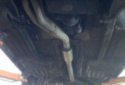 ремонт глушителя на воздухоплавательной