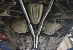 ремонт выхлопной системы в колпино